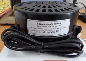 Bộ chuyển đổi điện nguồn 110V sang 220V công suất 1000VA