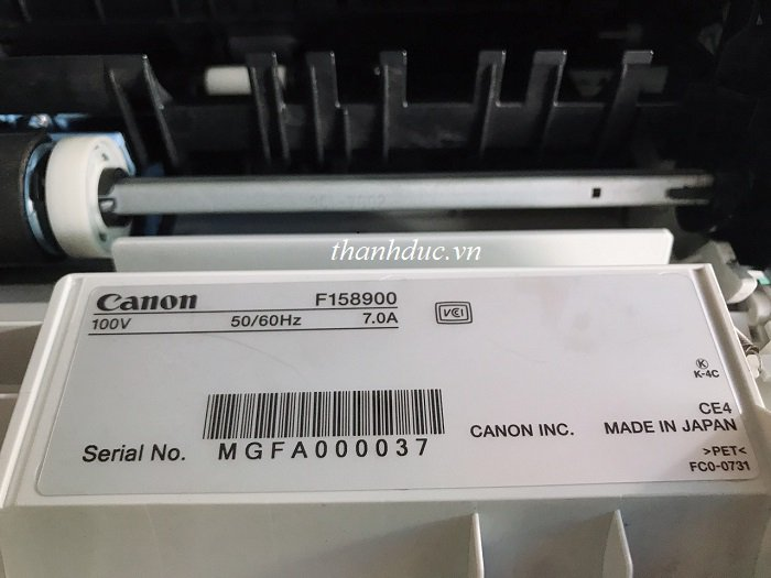 Máy in a3 cũ canon lbp 8610