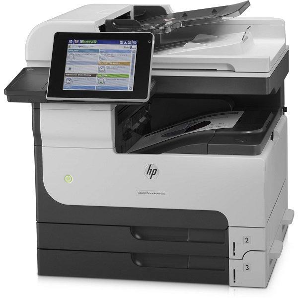 May in HP LaserJet Enterprise MFP M725dn