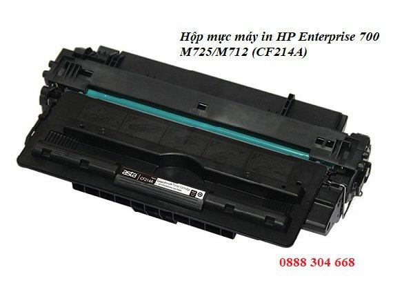 Hộp mựcmáy in HP Enterprise 700 M725/M712 (CF214A) giá rẻ