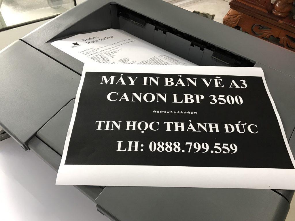 Sửa máy in tại quận Bình Tân